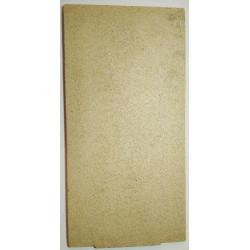 Plaque vermiculite fond Jollymec Idea 2  Dory frontal vue arrière