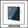 Ventilation air chaud
